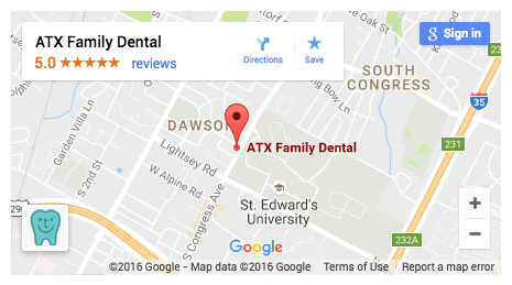 south-austin-dentist-office-location