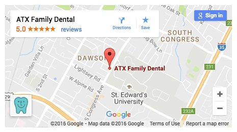 South Austin Dentist - 78704 Dental Clinic - ATX Family Dental